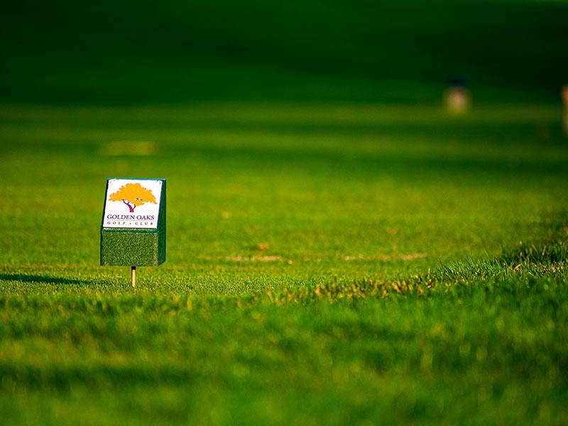Golf Rates at Golden Oaks